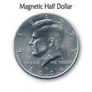 Magnetic US Half Dollar