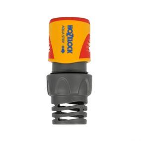 Коннектор Hozelock Aquastop Plus (15 мм и 19 мм)