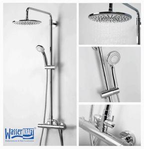 Душевой комплект WasserKraft A13302 Thermo