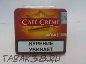 Сигариллы Cafe Creme Arome 10 шт (Голландия)