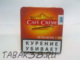 Сигариллы Cafe Creme Filter Arome 10 шт (Голладния)