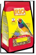 RIO Корм для экзотических птиц Основной рацион (500 г)