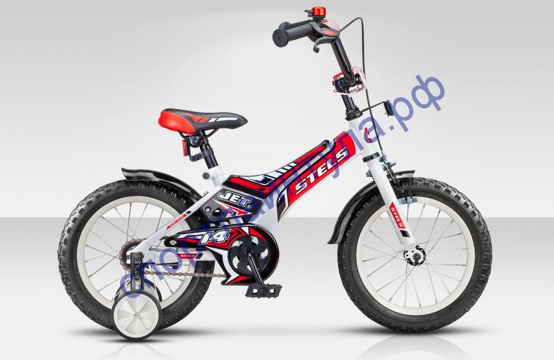 "Детский велосипед Jet 14"" Z010"