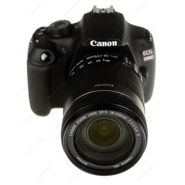 Canon EOS 1200D kit 18-135 IS