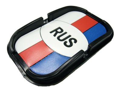 Противоскользящий коврик на панель авто Орбита AV-023 (RUS)