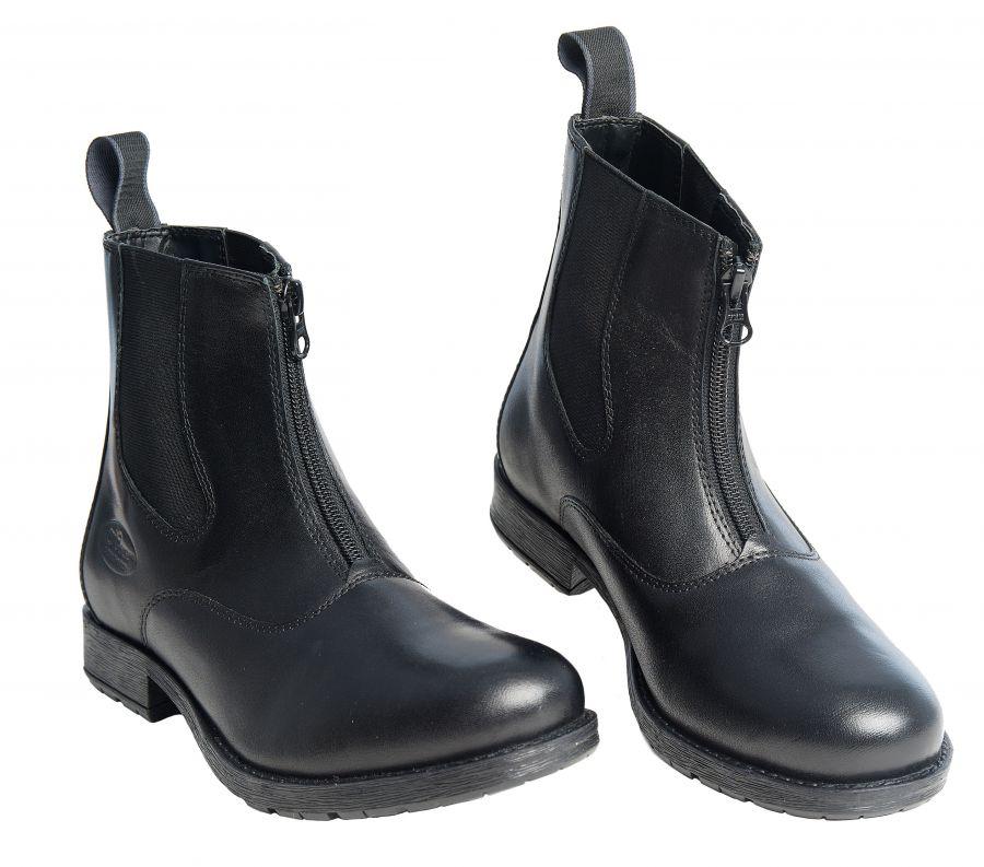 """Ботинки для верховой езды """"Horse Comfort"""" с молнией спереди"""