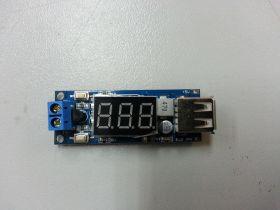 USB модуль с вольтметром.