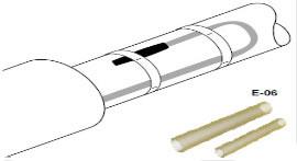 Raychem (Райхем) Ремнабор E-06 для кабеля BTV