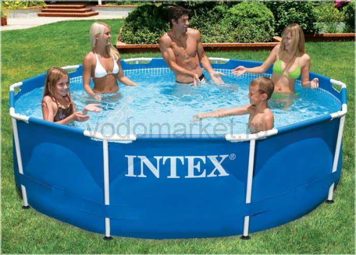 305х76 см Бассейн каркасный INTEX-28200