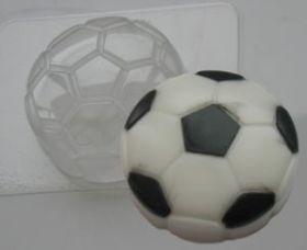 Форма для мыла Футбольный мяч