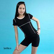 купить шорты для физкультуры для девочки