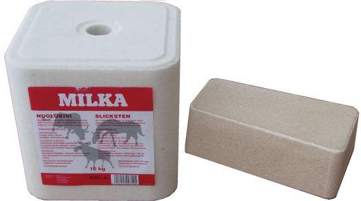 "Соль-лизунец 2 кг, 10 кг ""Milka"" Wahlsten"