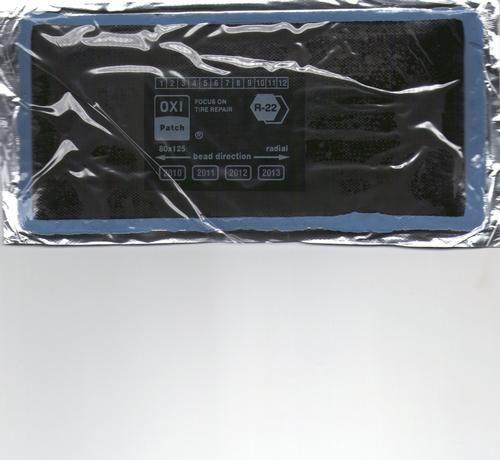 Пластыри SR-22 OXI