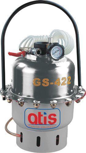 Установка пневматическая для прокачки тормозов 5 литров GS-432