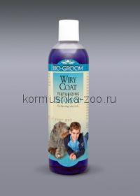 Wiry Coat Текстурирующий шампунь для жесткой шерсти