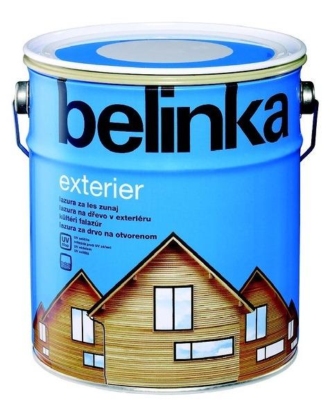 Лазурь для защиты древесины  BELINKA EXTERIER