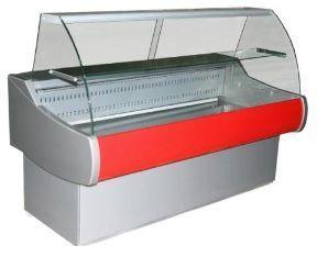 Холодильная витрина для мяса Полюс ВХСр-1,0 ЭКО MINI