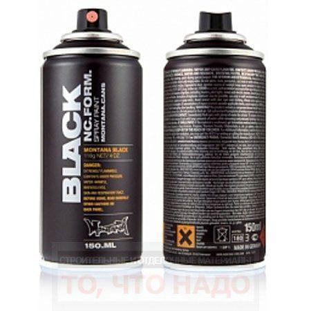 Краска Montana Black 150мл