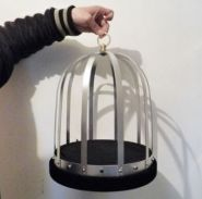 Автоматическая огненная клетка для голубей