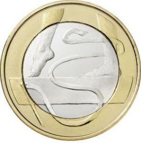 Художественная гимнастика 5 евро Финляндия 2015