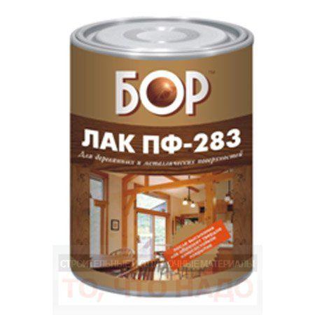 БОР Лак ПФ-283 для мебели