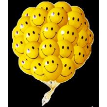 Шары смайлы, гелиевые шары, купить гелиевые шары, воздушный шар доставка, шары гелиевые цена, гелевый шар, заказатиь шарики, гелиевые Ярославль