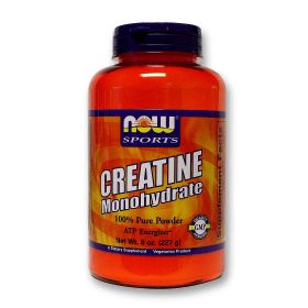 Now Foods Sports Creatine Monohydrate Powder (227 гр.)