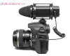 Стерео микрофон для DSLR и видеокамер Boya BY-V02