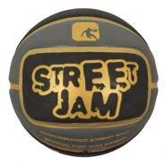 Баскетбольный мяч AND1 Street Jam black/grey/gold