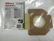 Пылесборник-мешок KAR 50 (2) Pro, для пром. пылесосов (Filtero) разм-480x860 mm, до 70 л.