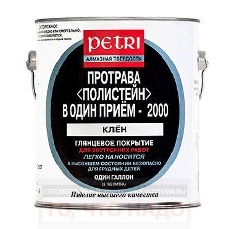 Лак полиуретановый PETRI клён
