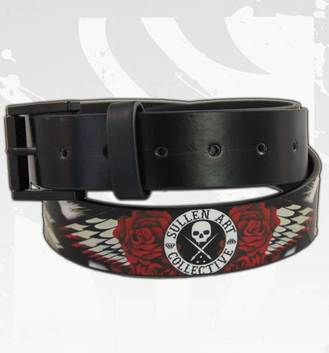 Ремень HEAD HUNTER Belt By SULLEN