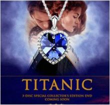 """Кулон """"Titanic"""" Титаник"""