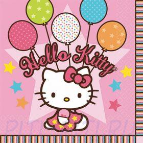 Салфетка Hello Kitty, 16 штук