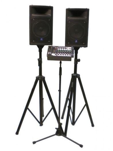 AUDIOVOICE PAC300  Звуковой комплект 300Вт