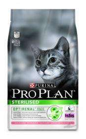 Сухой корм ПРО ПЛАН для стерилизованных котов и кошек, лосось с тунцом, 10 кг