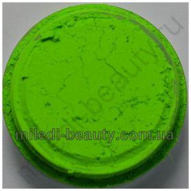Пигмент косметический ФЛУОРЕСЦЕНТНЫЙ F-04 (зеленый)