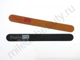 Пилочки Niegelon тонкие 100х180 (2 шт. в наборе)