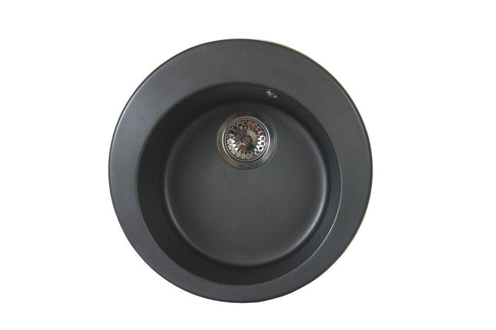 Мойка из искусственного камня Fosto КМД 47 К