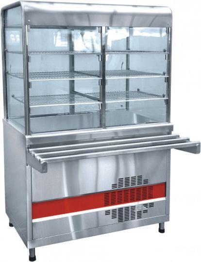 Прилавок-витрина холодильный ПВВ(Н)-70КМ-С-01-НШ