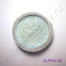 Жидкая слюда ALPHA-04