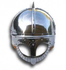 Шлем из Гермундбю. Реплика.
