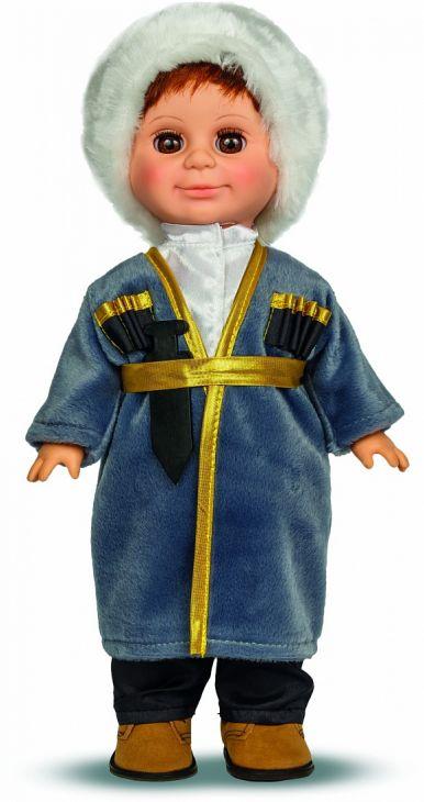 Кукла Георгий в национальном костюме народов Кавказа