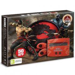 Sega Super Drive Mortal Kombat (50 в 1)