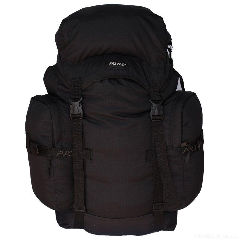Купить Рюкзак PRIVAL Кузьмич 45 литров черный
