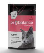 ProBalance Active Корм для активных кошек (85 г)