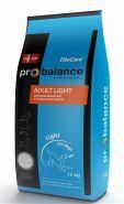 ProBalance Adult Light Корм сухой для взрослых собак с нормальной активностью (15 кг)