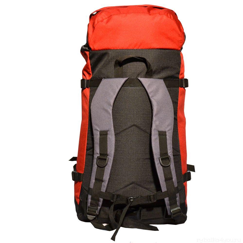 Купить Рюкзак PRIVAL Маршрутный 65 литров Красный