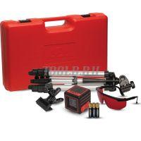 Лазерный построитель плоскостей ADA CUBE ULTIMATE EDITION - купить в интернет-магазине www.toolb.ru цена и обзор