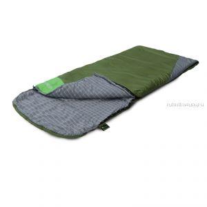 Спальный мешок Prival Степной XL Левый /одеяло с подголовником, размер 220х95, t -7 +10C